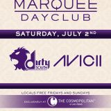 Avicii - Live @ Independence Day Weekend Marquee Las Vegas (USA) 2011.07.02.