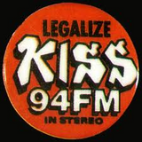 Dave Clarke at KISS FM (London - UK) - 1994