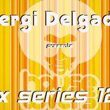 Sergi Delgado presents House Lovers Barcelona - mix series 12.01