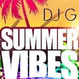 DJ G -  Summer Vibes Mix 2K14