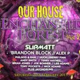 """Terry Haynes """"Our House Enchanted Forest - DJ Set 15.11.14"""""""