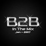 JANUARY 2017 RNB AND HIP HOP MIX