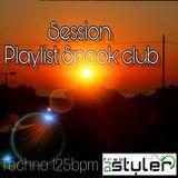 FredStyler Session Playlist SpookClub ( Vlc 23-09 )