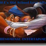 "DJ-E's ""Old School Love Affair"""