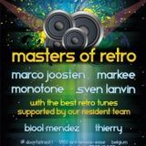 dj Markee @ Club Infinity - masters of retro 12-01-2013