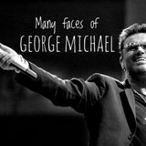 Many faces of George Michael
