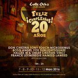 Calle Ocho 20 ans part.1 with Hallex M, Angel Yos (Latino Mix)