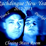YOAN.L & PASSKAL RACHDINGUE CLOSING MAIN ROOM  NEW YEAR 2012-2013