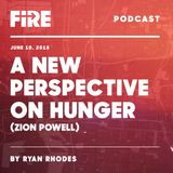 Ryan Rhodes - A New Perspective on Hunger - 06/10/2018