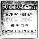 RadioBasement Episode #008 Jan 24th 2014