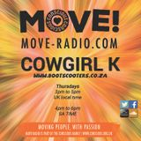 CowGirl K live and kickng