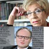 Rentgen Polityczny, 27.06: JANINA PARADOWSKA, PAWEŁ LISICKI - fragm. audycji