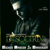 DJ Soltrix - Live at Bachata Invasion 2nd Anniversary Party in Montreal, QC (04-14-2018)