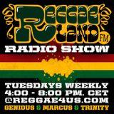 Reggaeland FM radio show @ reggae4us.com (25-Mar-2014)