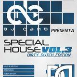 Special House Vol.3 (Dirty Dutch Edition)