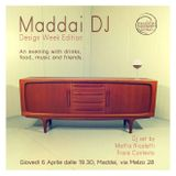 Maddai Dj - Tribal & Tech house mix By Mattia Nicoletti & Frank Contesto - Maddai - 4/6/17 Part 1