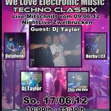 Techno Classix @NightLife Zweibrücken 09.06.2012