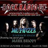 The Michael Spiggos Melodic Rock Show feat. Mark Briody (Jag Panzer) 15.10.2017