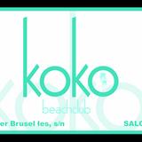 UFO // STARTEK MUSIK @ KOKO BEACH CLUB 16-06-2013