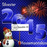 Silvester 2014, lot of vocal house and more