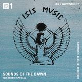 Sounds of the Dawn: Isis Music Special - 3rd March 2018