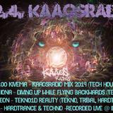 Danacat - Hardtrance&techno -recorded live @ Instanssi Radio