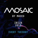 Maceo Plex @ Mosaic Opening Party, Pacha, Ibiza 24-05-2016