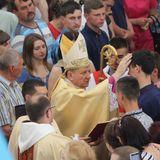 єпископ Віталій Скомаровський - Проповідь під час Меси уділення таїнства Миропомазання