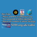 Speak Out Radio - Show 9 - July 2018