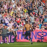 #WanderersPod - SCENES!!!! DULWICH HAMLET ARE GOING UP!!! Post-Match interviews with players & fans!