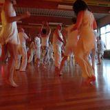 "FriedensWave 2019 Stuttgart Botnang, ""Frieden sei in dir!"", we are peace...we are dance..."