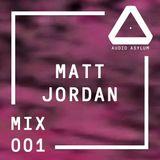 AA Mixtape #001: Matt Jordan