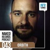 Naked Records Podcast 043 mixed by ORBITH