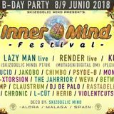 Dj SolEye @ Inner Mind Festival 2018