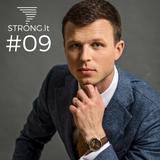 STRONG.lt podcast #09: Žilvinas Butkevičius