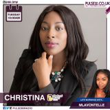 AUG.07.18. #LateMorningsWithMLavontelle INTERVIEW with Christina SBLive on Pulse88. 10am - 12pm.