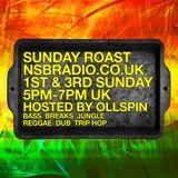 Sunday Roast on NSB Radio - 19 April 2020