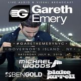 Michael Woods - Live at Governors Beach Club (New York) - 06.07.2013