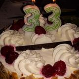 Dj Isis - My 33 Birthday