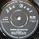 SKA, REGGAE & ROCKSTEADY – SUDDEN DESTRUCTION