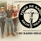 PIBES DE RADIO #17 PUNK SKIN RADIO PODCAST