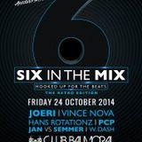 dj's Semmer vs W-Dash @ Balmoral - Six in the Mix 24-10-2014