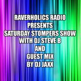 Saturday Stompers Show - Raverholics Radio - Playback 15th September 2018