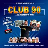 CLUB 90 El Megamix 2 - CD2
