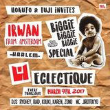 40 Minutes of The Notorious BIG - DJ Irwan Biggie Tribute Liveset at Eclectique Tokyo (March 2017)