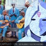 LALETRACAPITAL PODCAST 119 - DE MUJERES Y SUS TROVADORES (OMC RADIO)