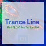 Rafael Osmo - Trance Line (March 08 , 2017) [Pura Vida Guest Mix]