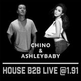 MR.CHINO & ASHLEY BABY  LIVE@1.91+Moon Chase Light