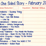 One Sided Story #7 - February 17