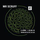 Mr Scruff - 25th April 2014
